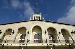 Porto em Sochi Imagens de Stock Royalty Free