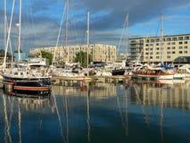 Porto em Tallinn Fotos de Stock Royalty Free