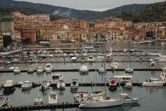 Porto Ercole Photographie stock libre de droits