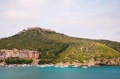 Porto Ercole Italien Lizenzfreie Stockbilder