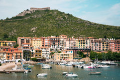 Porto Ercole Italien Stockbilder