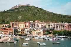 Porto Ercole l'Italie Images stock