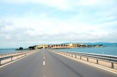 Porto Ercole Porto Santo Stefano Orbetello Italië Stock Afbeeldingen