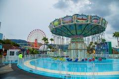 Porto Europe theme park, Wakayama, Kansai, Japan stock images