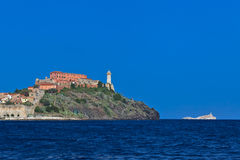 Porto Ferraio Stock Photography