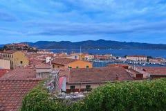 Porto Ferraio Royalty Free Stock Image