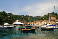 Porto Fino Royalty Free Stock Photo