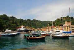 Porto Fino foto de stock royalty free