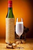 Porto Flip Cocktail Stock Photo