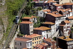 Porto Funicular Stock Photos