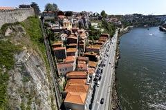 Porto Funicular Stock Image