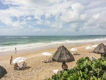 Porto Galinhas Beach Stock Images