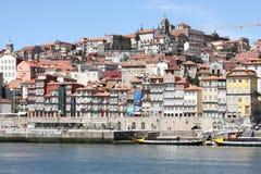 Porto-Gebäude Stockfotos