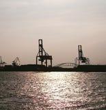 porto Giappone di OS Fotografie Stock