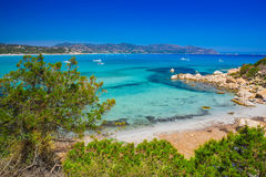 Porto Giunco beach, Villasimius, Sardinia, Italy. Stock Photos