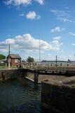 Porto Gloucestershire di Lydney Immagini Stock Libere da Diritti