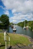 Porto Gloucestershire di Lydney Immagine Stock Libera da Diritti