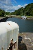 Porto Gloucestershire di Lydney Immagine Stock