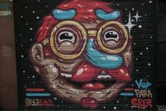 Porto Graffiti royalty free stock photo
