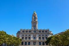 Porto hall Stock Photos