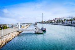 Porto hamn Arkivbilder