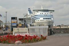 Porto Helsínquia Fotos de Stock