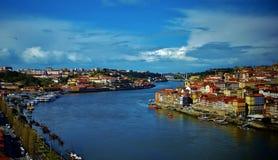 Porto im Frühjahr Stockfotos