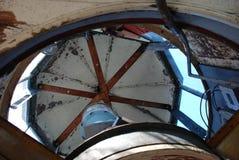 Porto interno da praia de Lewes do farol do refúgio Imagens de Stock Royalty Free