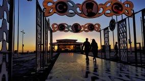 porto izmir da balsa Foto de Stock Royalty Free