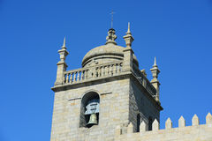 Porto Kathedraal, Porto, Portugal Royalty-vrije Stock Foto