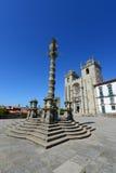 Porto Kathedraal, Porto, Portugal stock fotografie