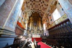 Porto Kathedraal, Porto, Portugal Stock Foto's