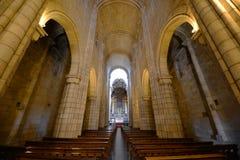 Porto Kathedraal, Porto, Portugal royalty-vrije stock foto's
