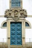 Porto Kathedraal, Porto, Portugal Stock Afbeeldingen