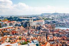 Porto-Kathedrale (Se tun Porto) Alte Stadt Porto wird wie registriert Lizenzfreie Stockfotografie