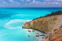 Porto Katsiki Royalty Free Stock Photography