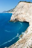 Porto Katsiki beach (Lefkada, Greece) Stock Photos