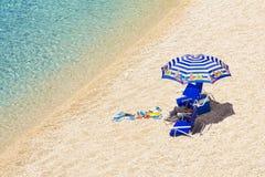 Porto Katsiki beach, Lefkada Stock Photo