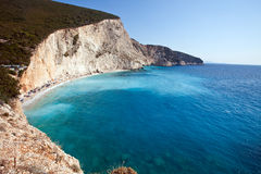 Porto Katsiki golf Royalty Free Stock Photo