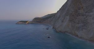 Porto Katsiki, Greece stock footage