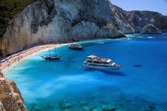 Porto Katsiki  Greece Royalty Free Stock Photo