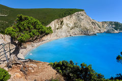 Porto Katsiki, Lefkada Stock Photography