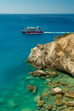 Porto Katsiki, Lefkada, Greece. Stock Images