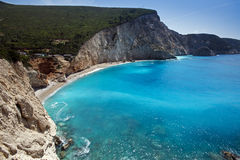 Porto Katsiki Royalty Free Stock Images