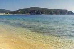 Porto Koufo Beach, Chalkidiki,  Sithonia, Central Macedonia Stock Photos