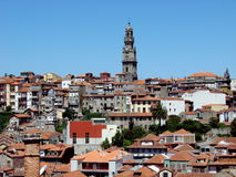 Porto krajobrazu Obrazy Royalty Free
