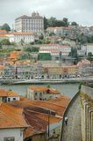 Porto layers Stock Images