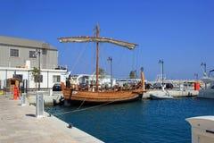 Porto a Limassol Immagine Stock Libera da Diritti