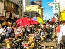 Porto Louis Market Fotografia de Stock