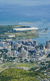 Porto Louis Mauritius fotografia de stock royalty free